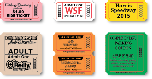 graphic transparent download Roll Tickets