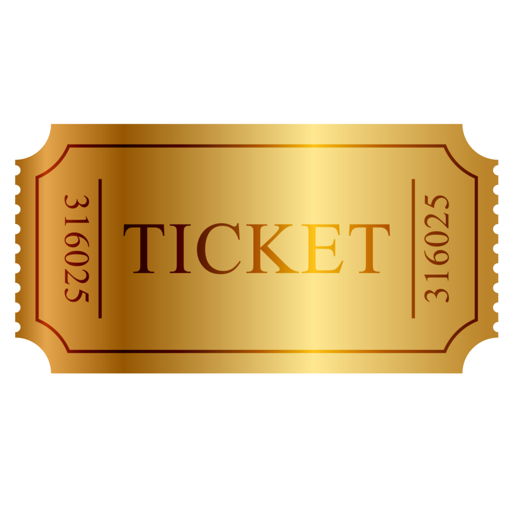 svg freeuse drawing tickets vector #95725493