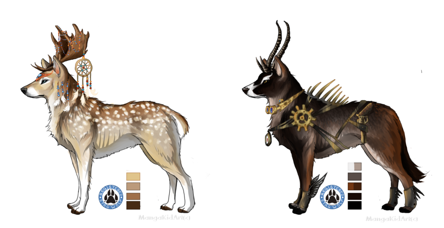 picture transparent download Stag Wolves for Growl