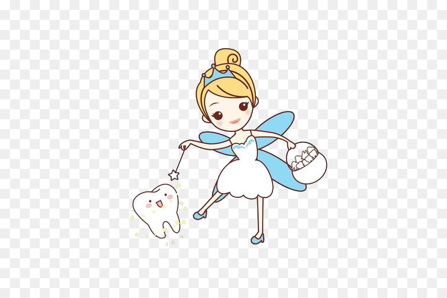 clip art free stock Fairy illustration magic . Drawing tooth elf