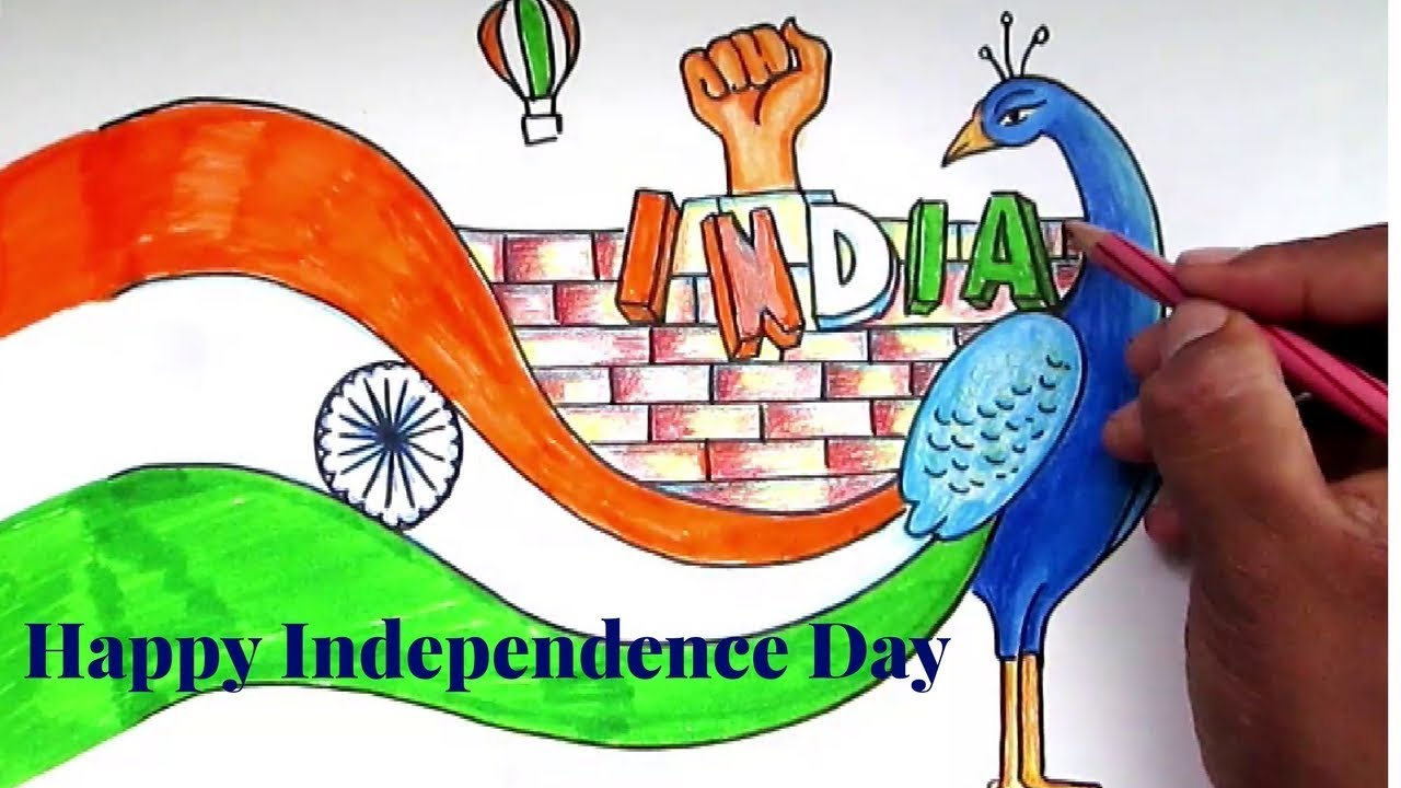 picture transparent stock Drawing topic creative. Happy independence day for