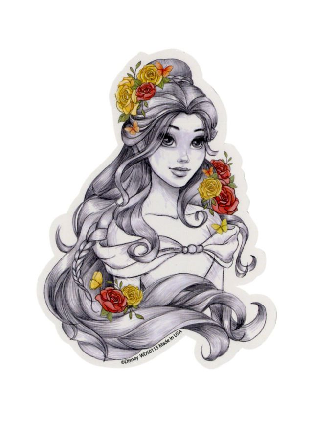 clipart royalty free Drawing topic disney princess. Beauty and the beast