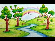 svg freeuse stock Drawing topic nature. Photos at paintingvalley com