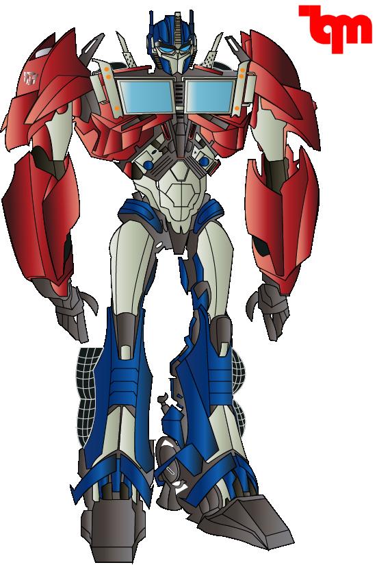vector freeuse Optimus Prime