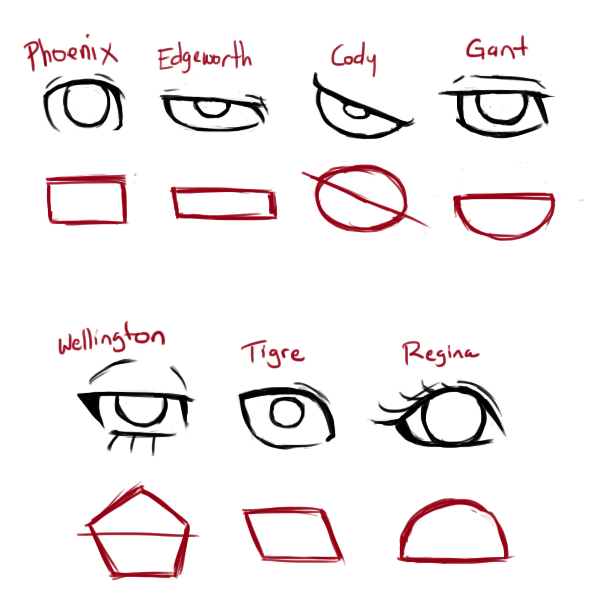 transparent download Of eyes google search. Types drawing different eye shape
