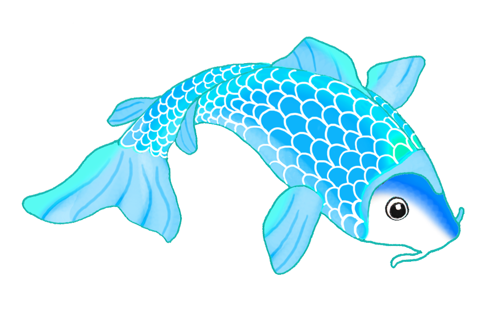 picture freeuse library Fish Drawing at GetDrawings