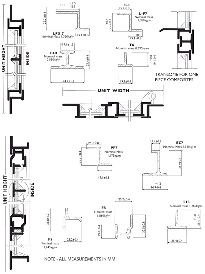 vector freeuse download industrial windows drawings