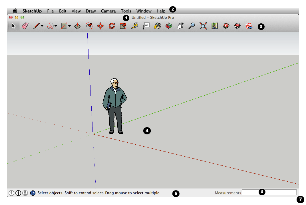 clip art free download Getting Started in SketchUp