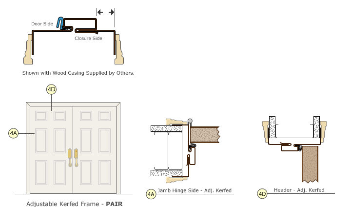 clip art freeuse drawing wood door #95871216