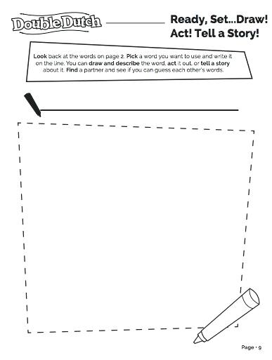 clip art black and white stock Drawing worksheet 1st grade.  st worksheets free