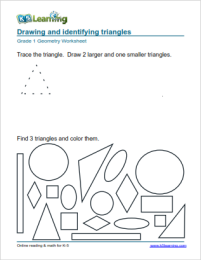 black and white download Drawing worksheet 1st grade.  st geometry worksheets