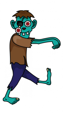 svg transparent download How to Draw a Zombie