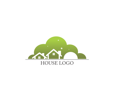 clipart transparent download House logo design download. Dream vector.