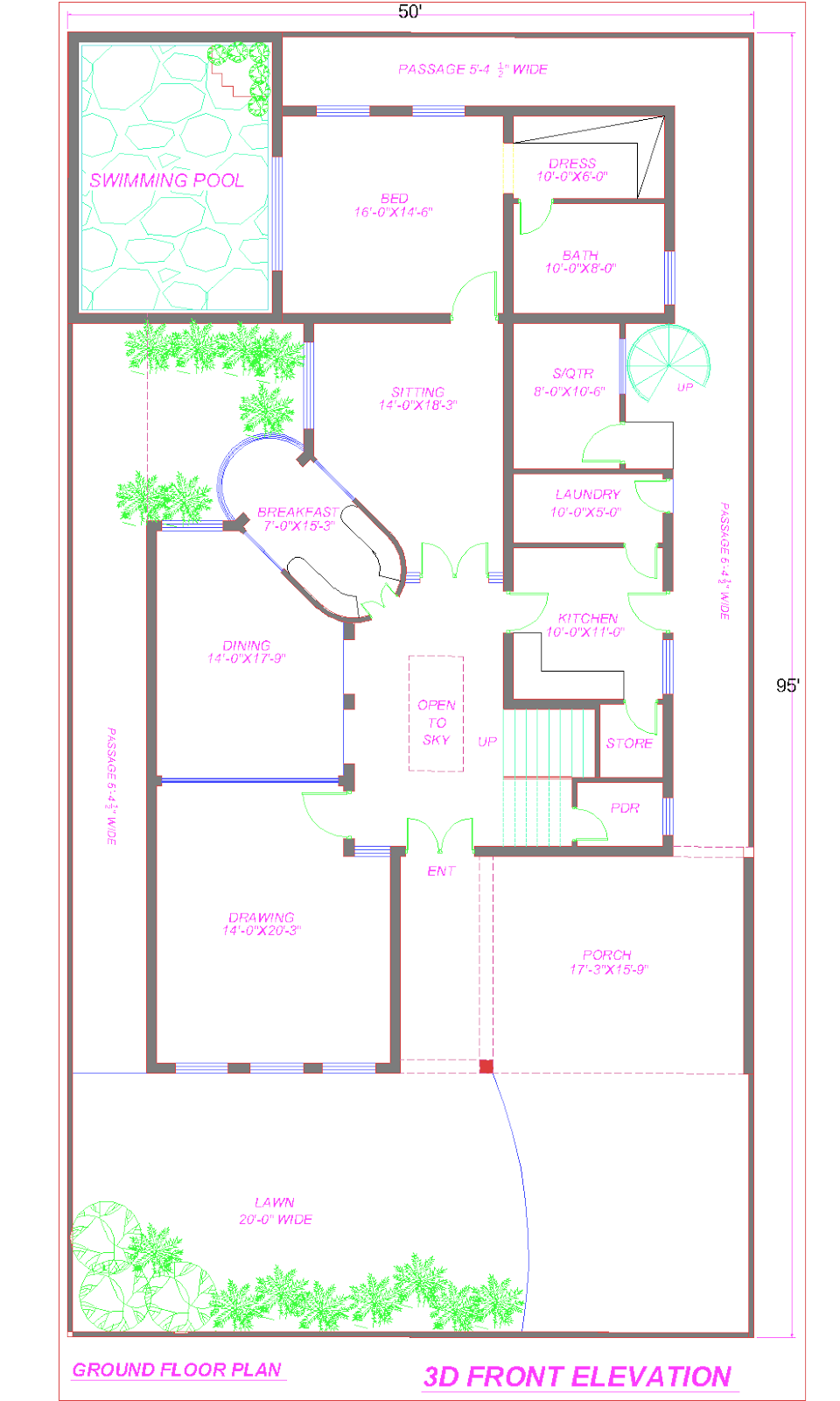 clip freeuse download dreamhouse drawing swimming pool #95936802