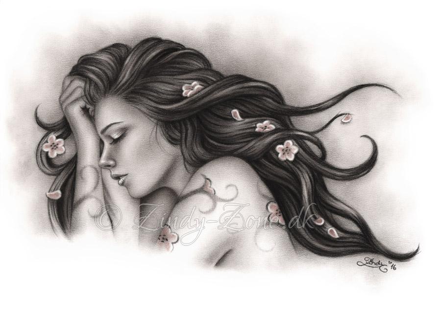 jpg free dreaming drawing female #135130418