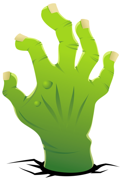 vector royalty free download Zombie hand png image. Call clipart telemarketer.