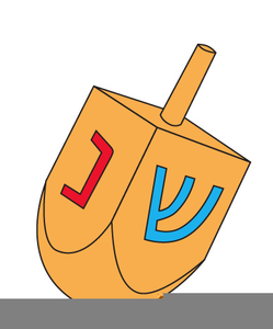 svg royalty free Free images at clker. Dreidel clipart