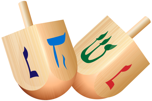 graphic black and white Wooden png clip art. Dreidel clipart