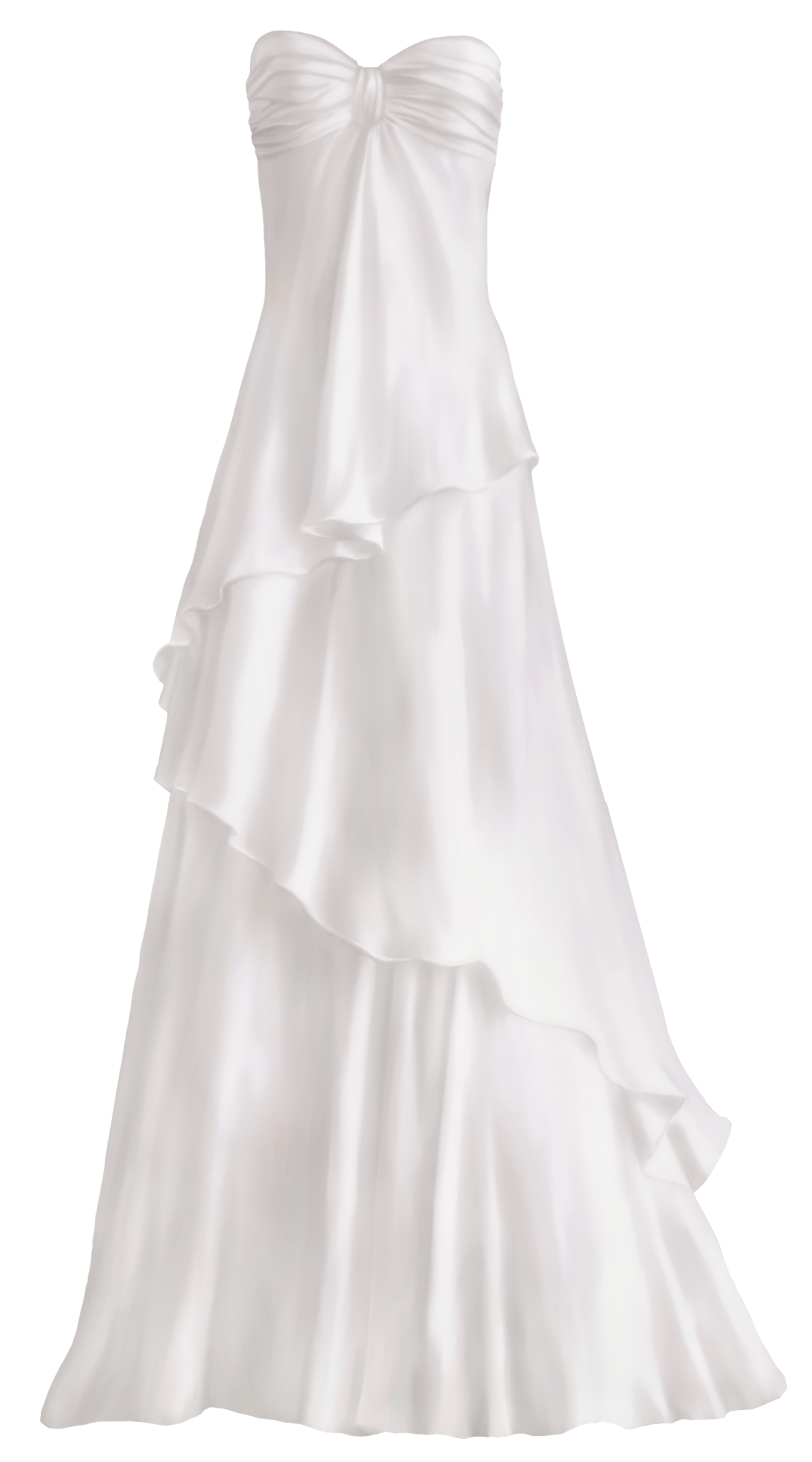 png black and white Gown clipart wedding dress. Elegant png clip art