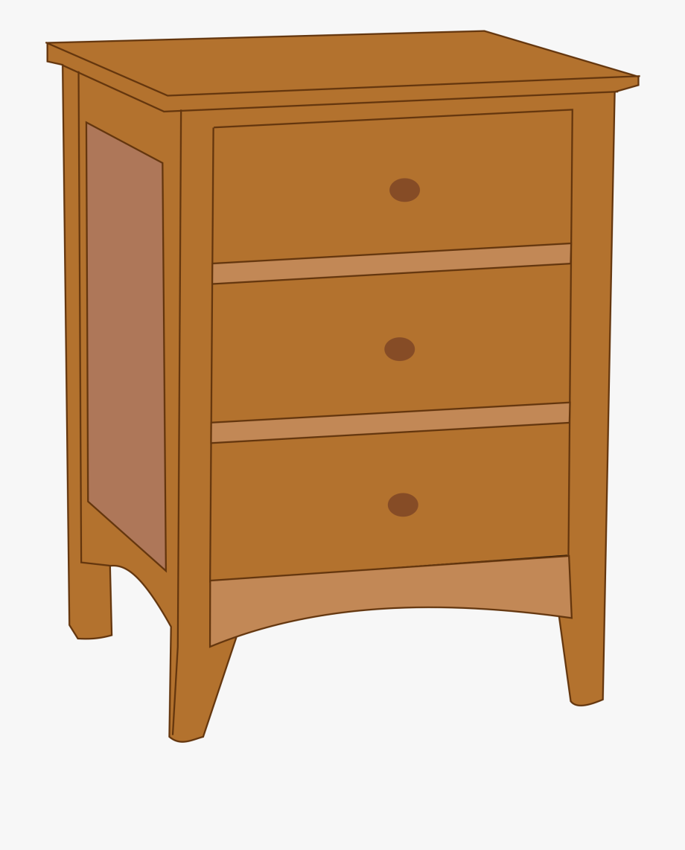 png freeuse download Dresser clipart. End table clip art.