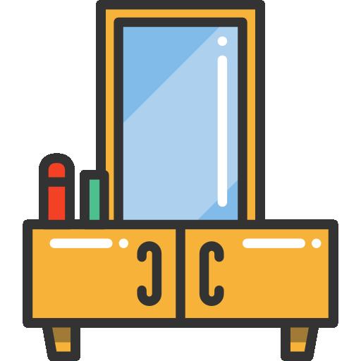 clip free Mirror Icon