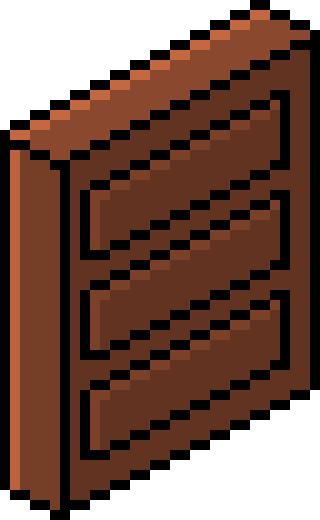 graphic library library Dresser clipart pixel art
