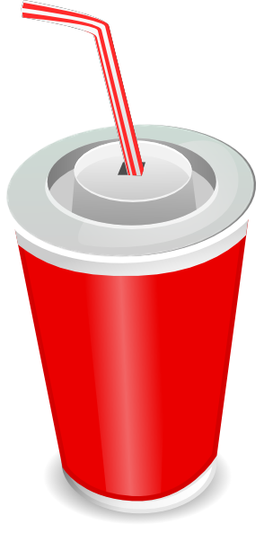 jpg stock Soft clip art at. Drink clipart