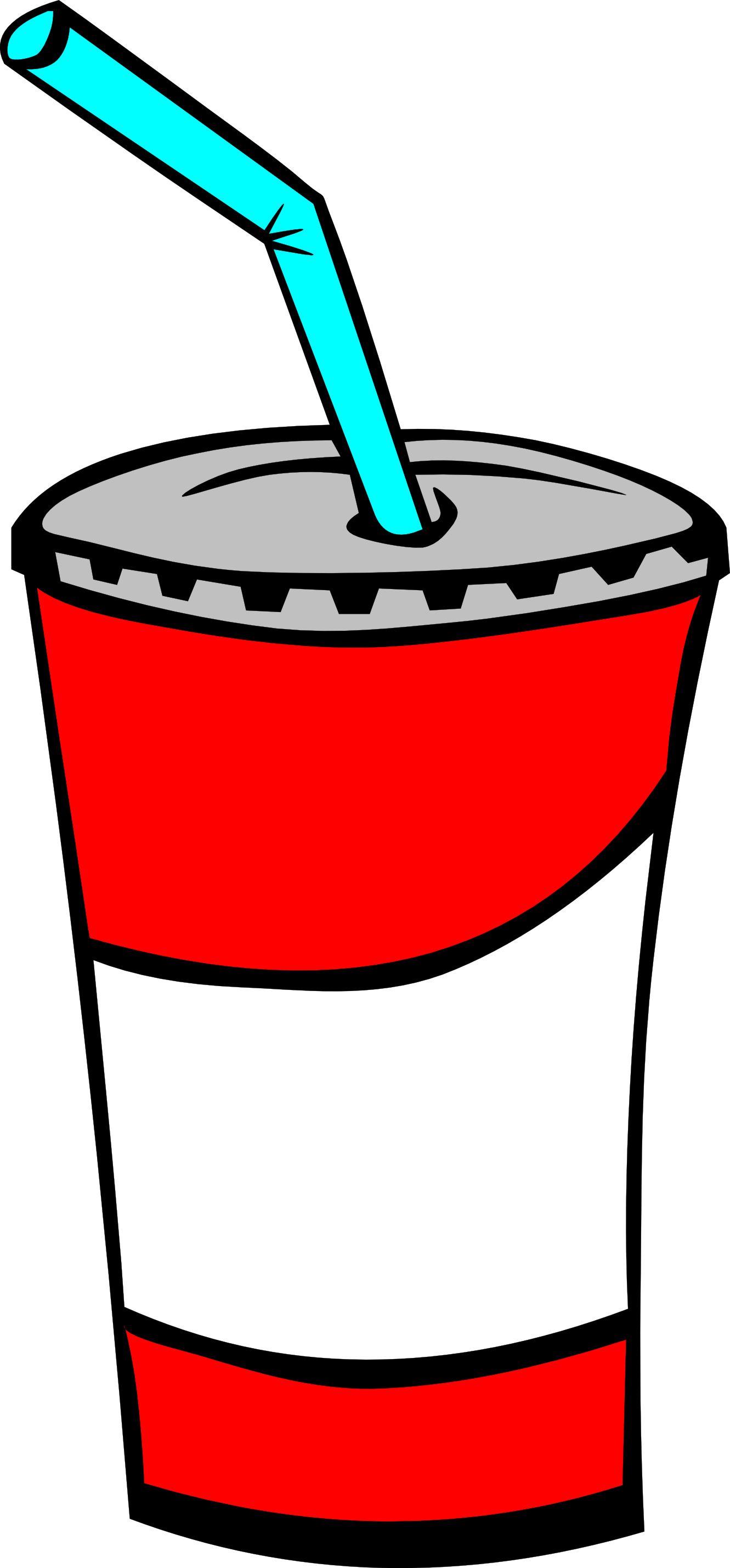 graphic royalty free library Junk food free on. Drink clipart