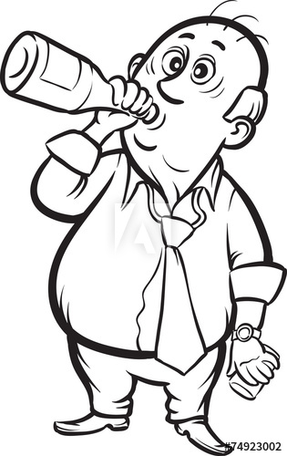 clip transparent download Alcohol at paintingvalley com. Drinking drawing