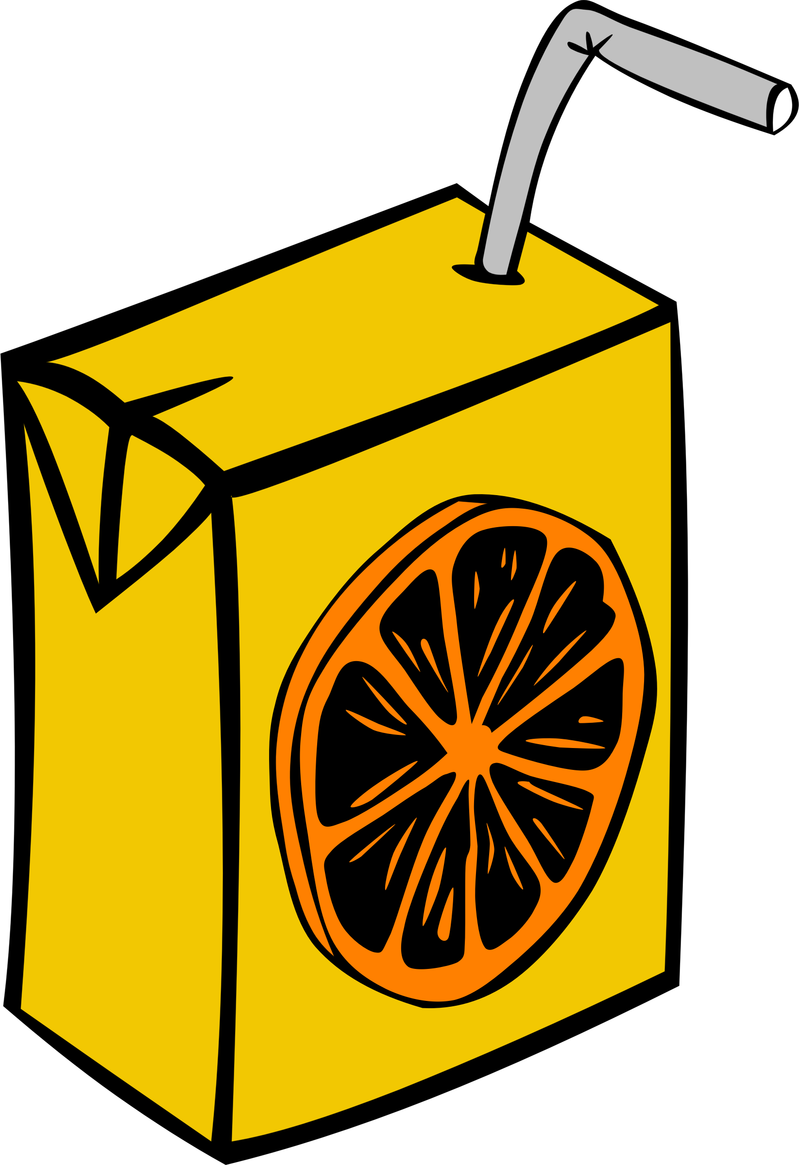 image library library Fast food juice orange. Drinks clipart