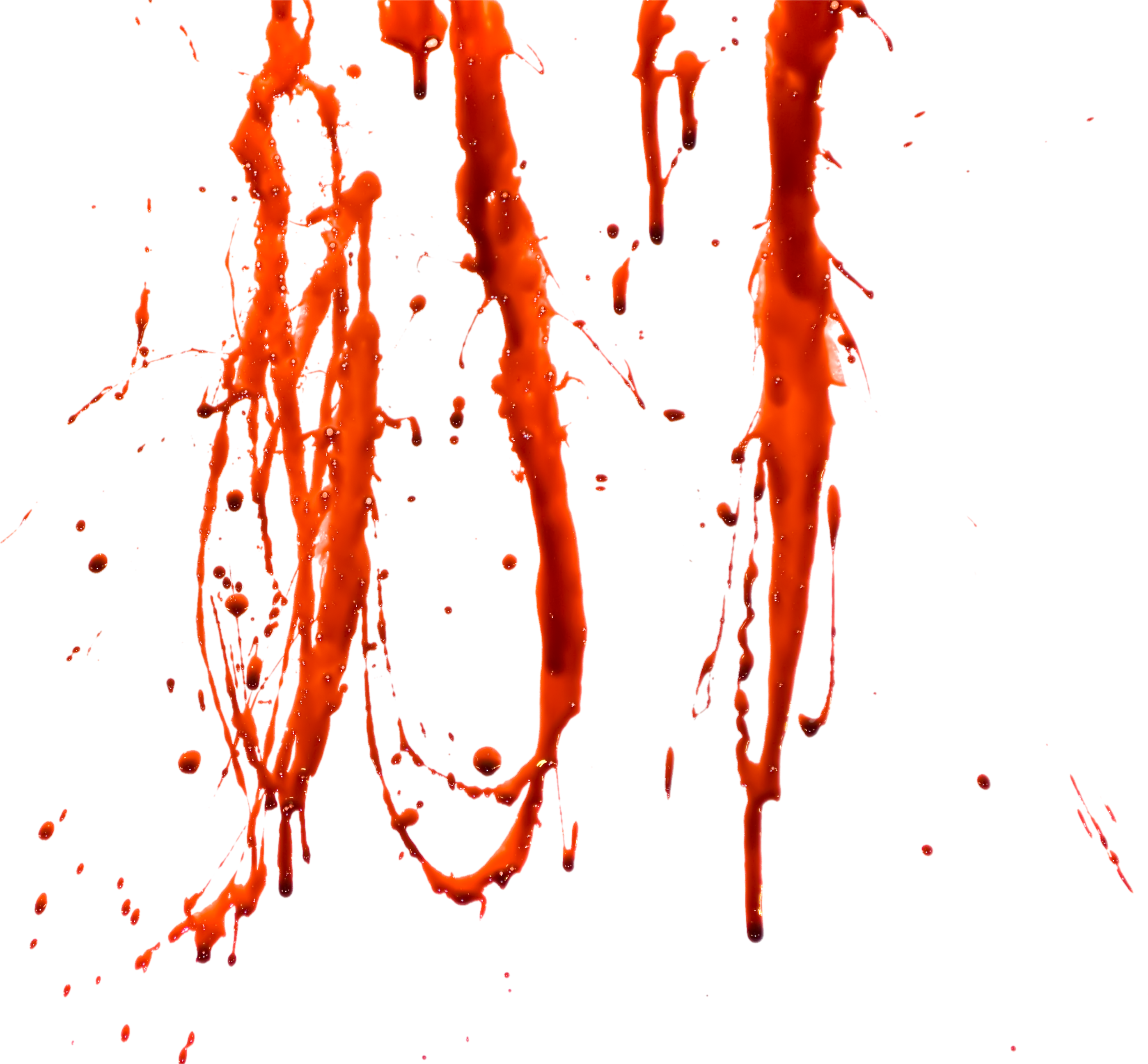 clipart library stock Orange drip png