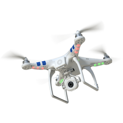 png black and white Drone clipart remote control airplane. Dji phantom free on