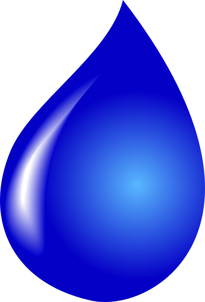 image royalty free download Water Drop Clipart