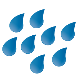 clip art freeuse download Water Droplets clipart raindrop