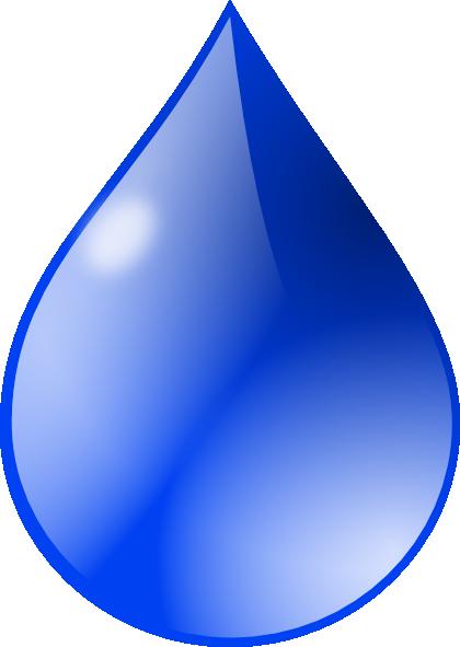svg transparent Water Drop Clip Art at Clker