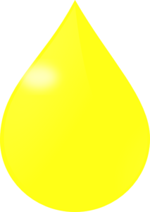 clipart freeuse download Yellow Drop Clip Art at Clker