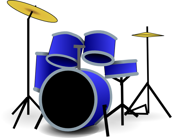 png royalty free library Free clip art bay. Drums clipart