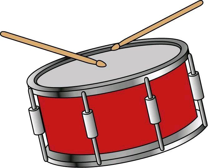 banner transparent download Drum clipart. Hangszerek images on musical.