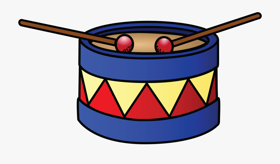 image royalty free library Free of a . Drum clipart.