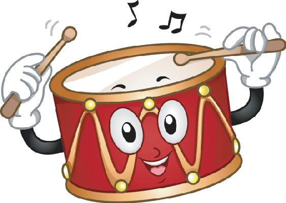 clip black and white download Drum clipart. Cute the arts image.