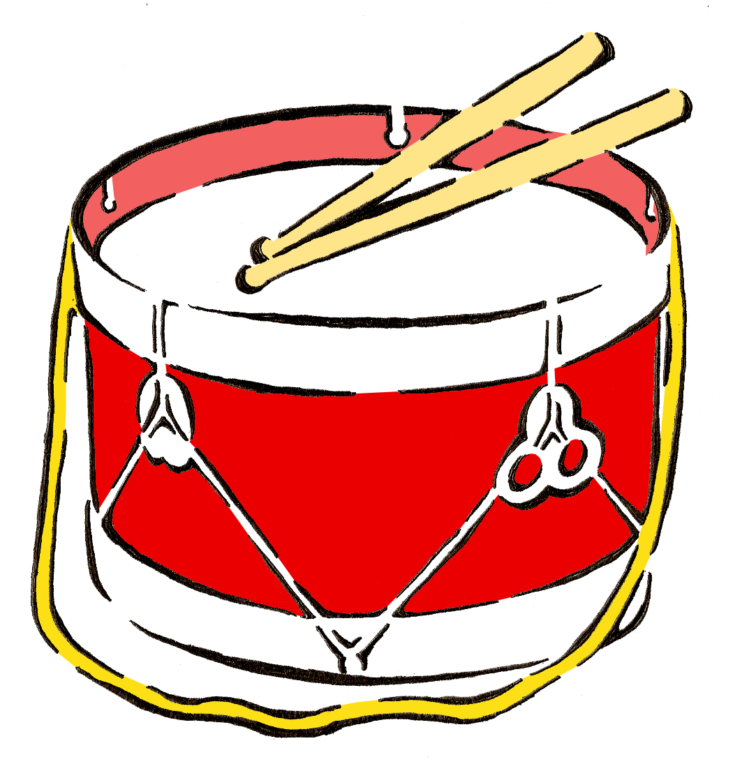 clipart transparent library Drawing something creepy. Drum at getdrawings com