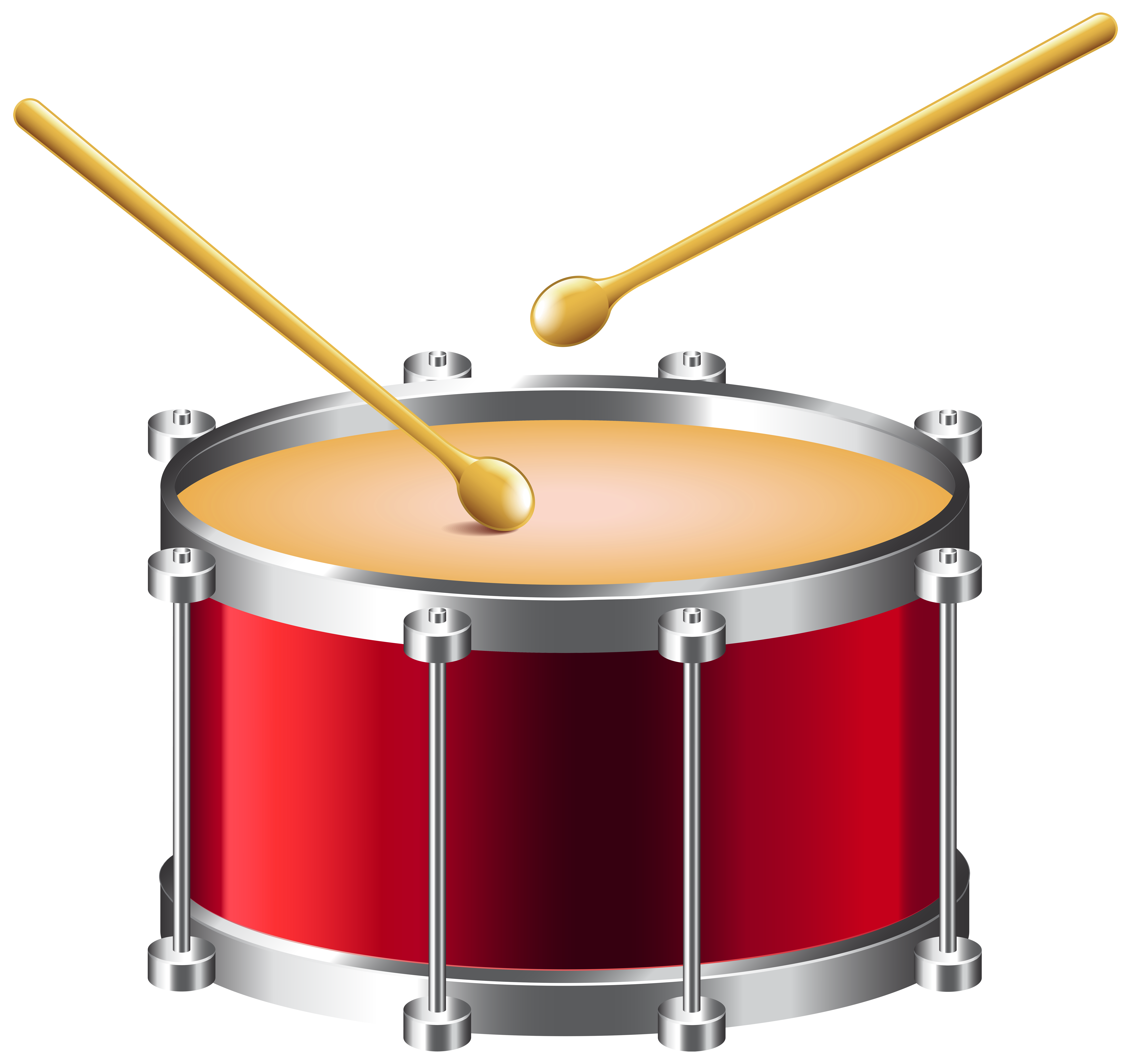 picture black and white library Drum transparent png clip. Drums clipart