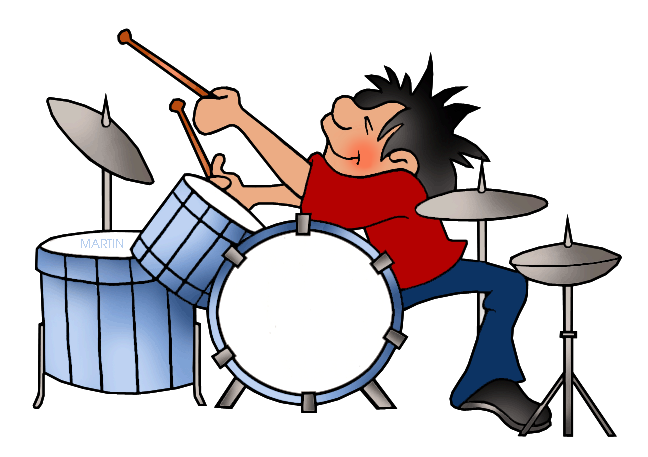 clip Art clip by phillip. Music clipart drum.