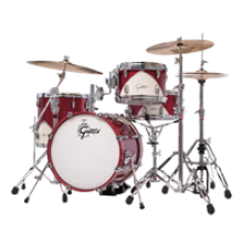 graphic black and white library Red drum kit transparent background image