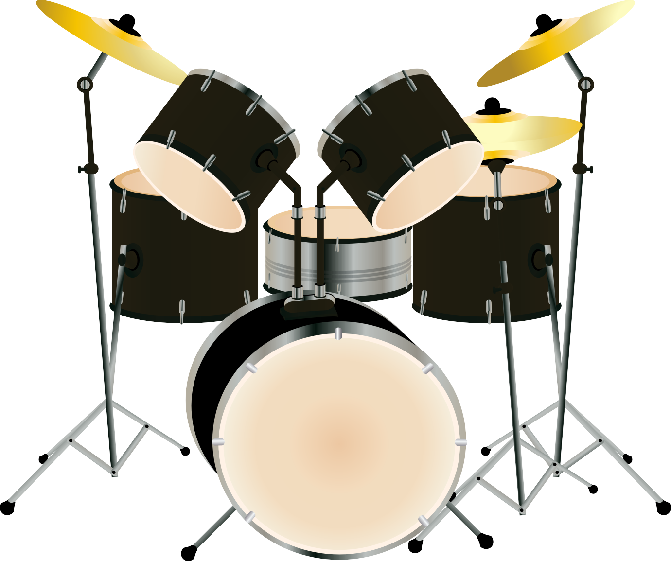 clipart free library Drums Musical instrument Tom