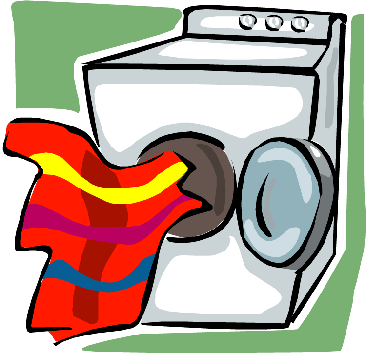 graphic transparent stock Dryer clip art for. Broken clipart clothes
