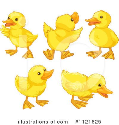 clip black and white stock Cute duck clip art. Ducks clipart