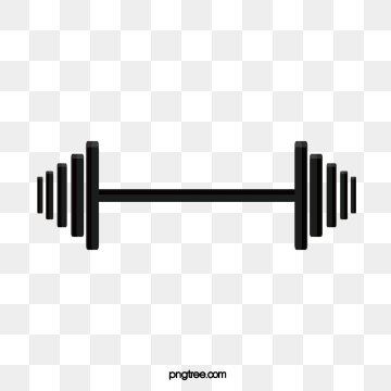 clipart freeuse stock Images png format clip. Dumbbell clipart