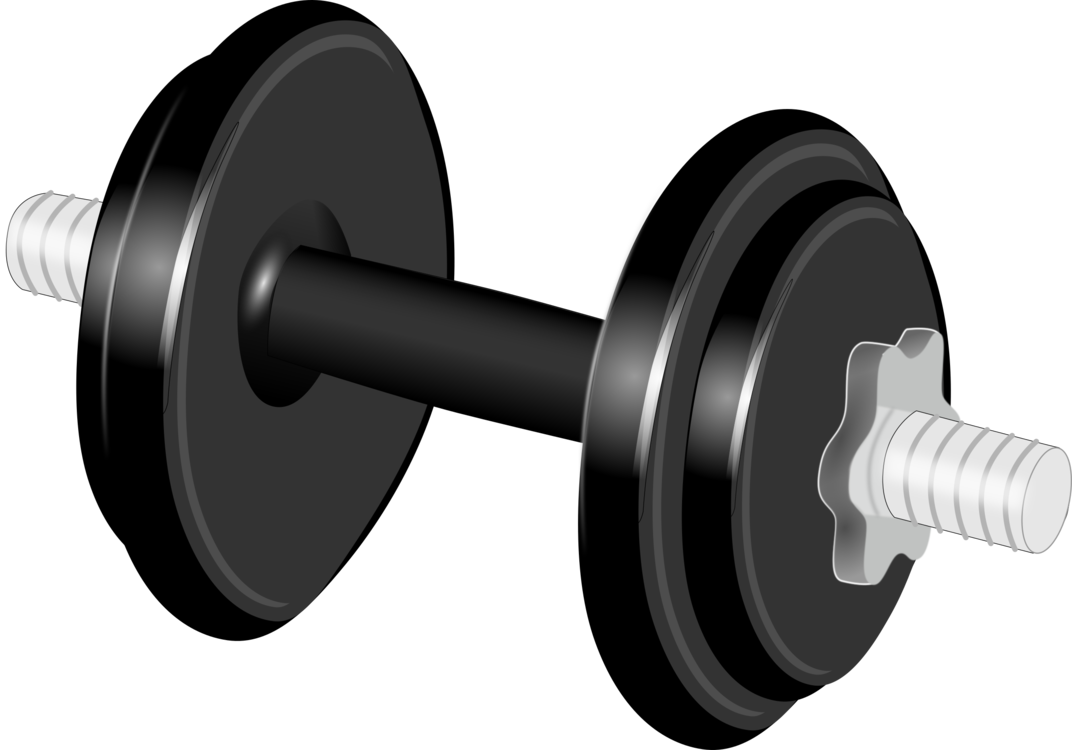 png download Weightlifting vector clip art. Dumbbell weight training physical