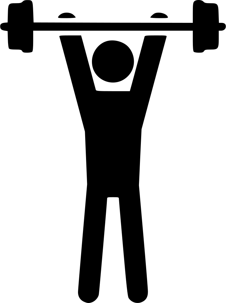 freeuse library Strength clipart svg